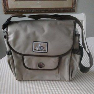 NWOT - Garanimals Diaper Bag with changing pad